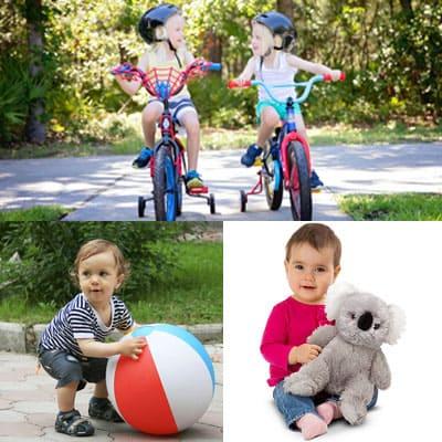 5 классических игрушек, которые приносят наибольшую пользу для детей.