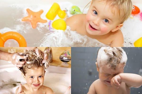 ванны для малыша